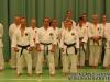 Jinbukan Bo ja Seibukan Karate leirin ryhmäkuva Ylämaalta 19.07.2003